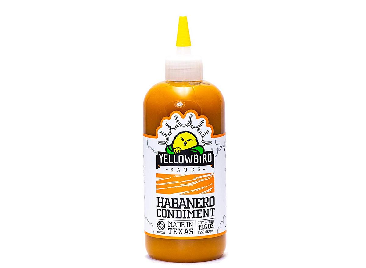 yellowbird whole30 habanero hot sauce