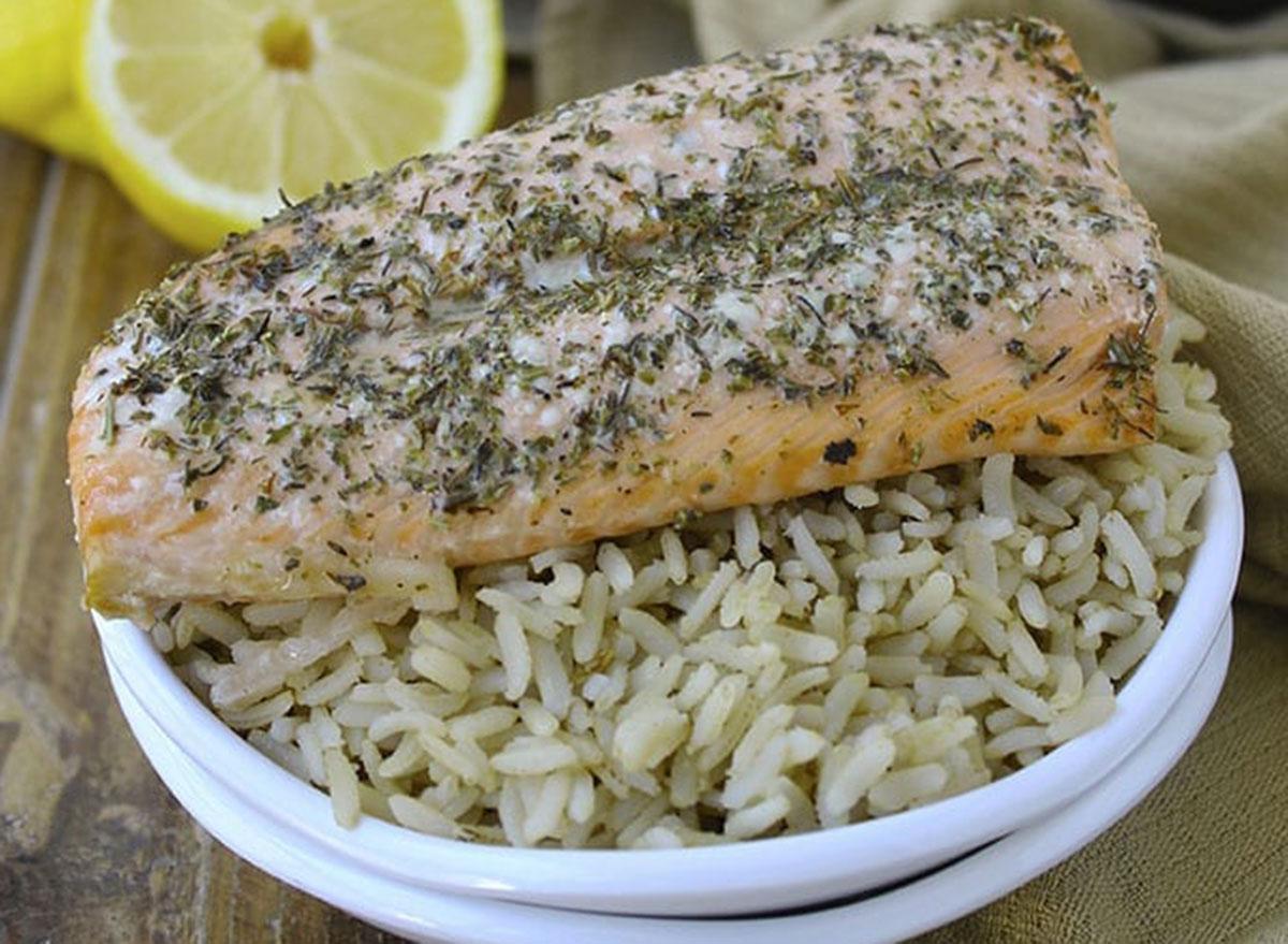 3 ingredient salmon