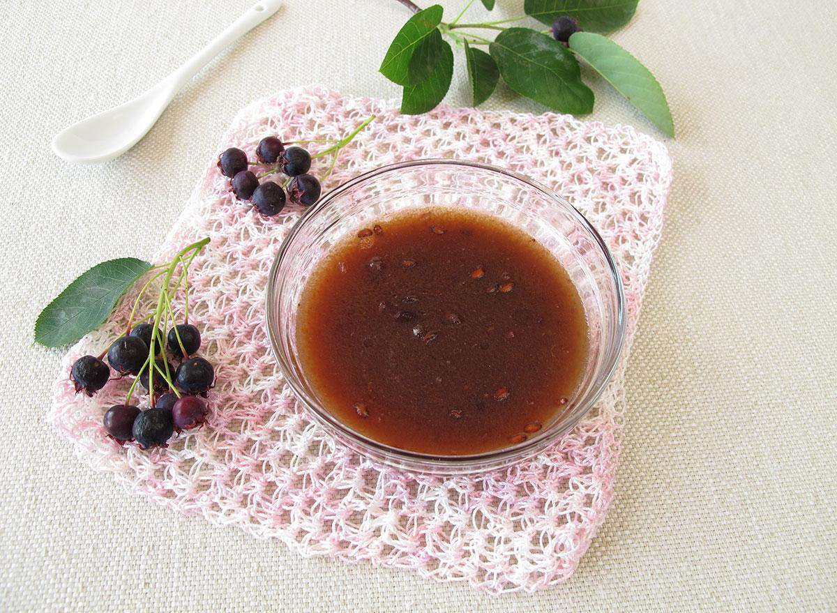 Juneberry Jam