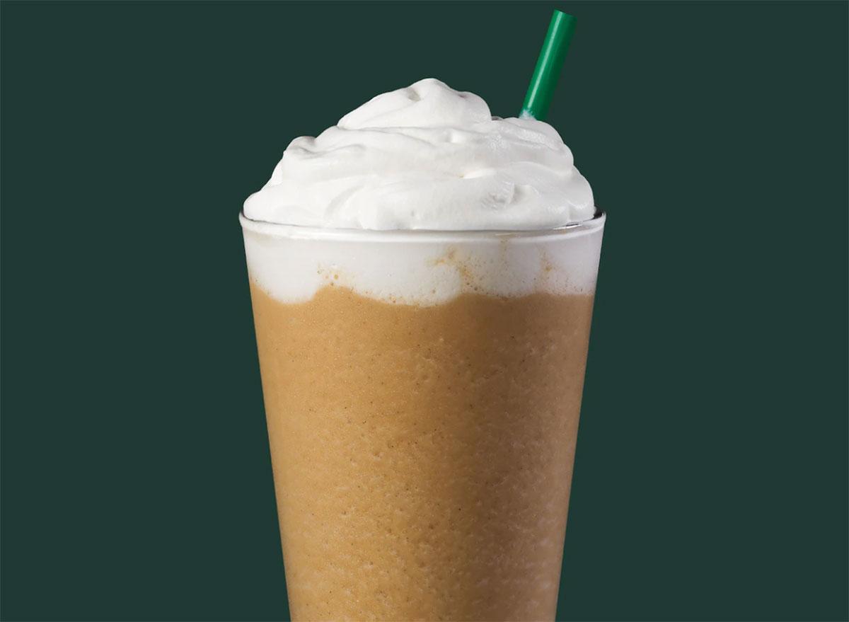 caffe vanilla frappuccino