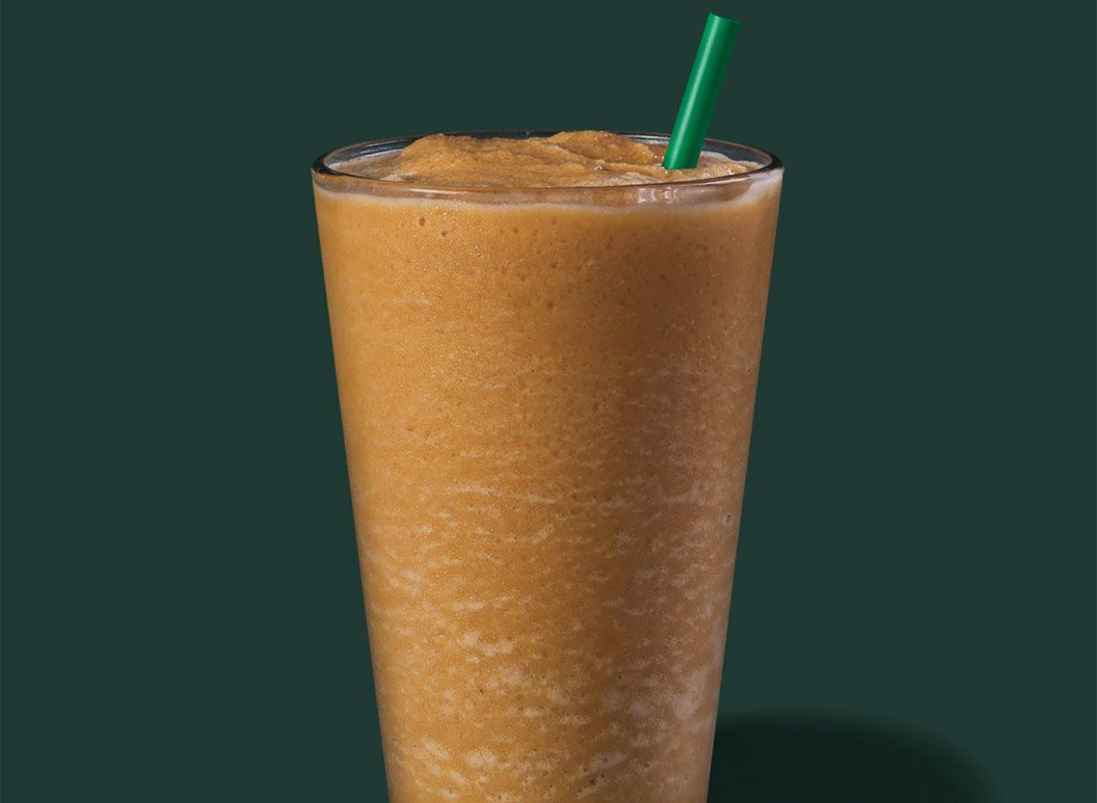 espresso frappuccino