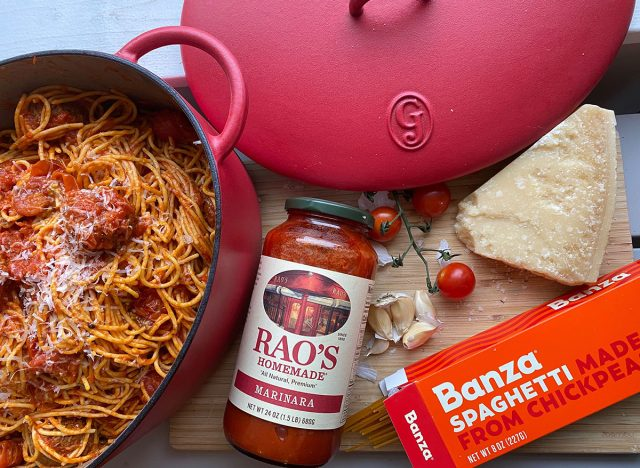 banza pasta giveaway