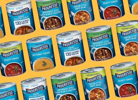 Progresso soup flavors