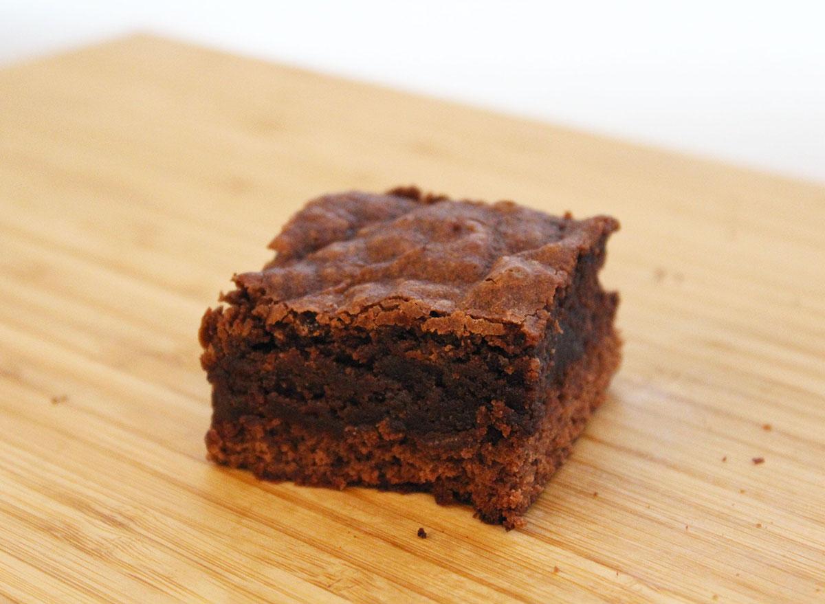 betty crocker fudge brownie
