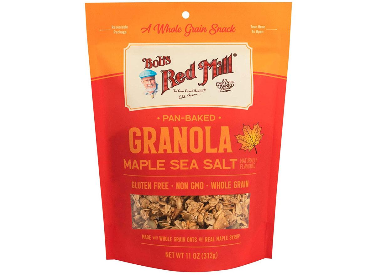 Bobs red mill pan baked granola maple sea salt