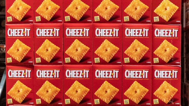 boxes of cheez it