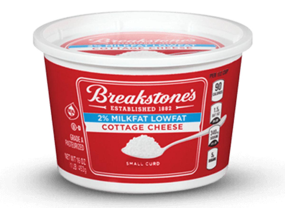 breakstones cottage cheese