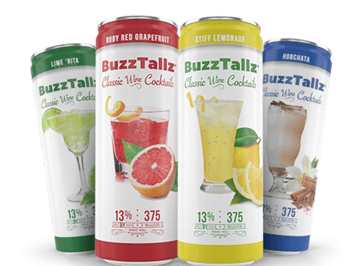 buzztallz cocktails