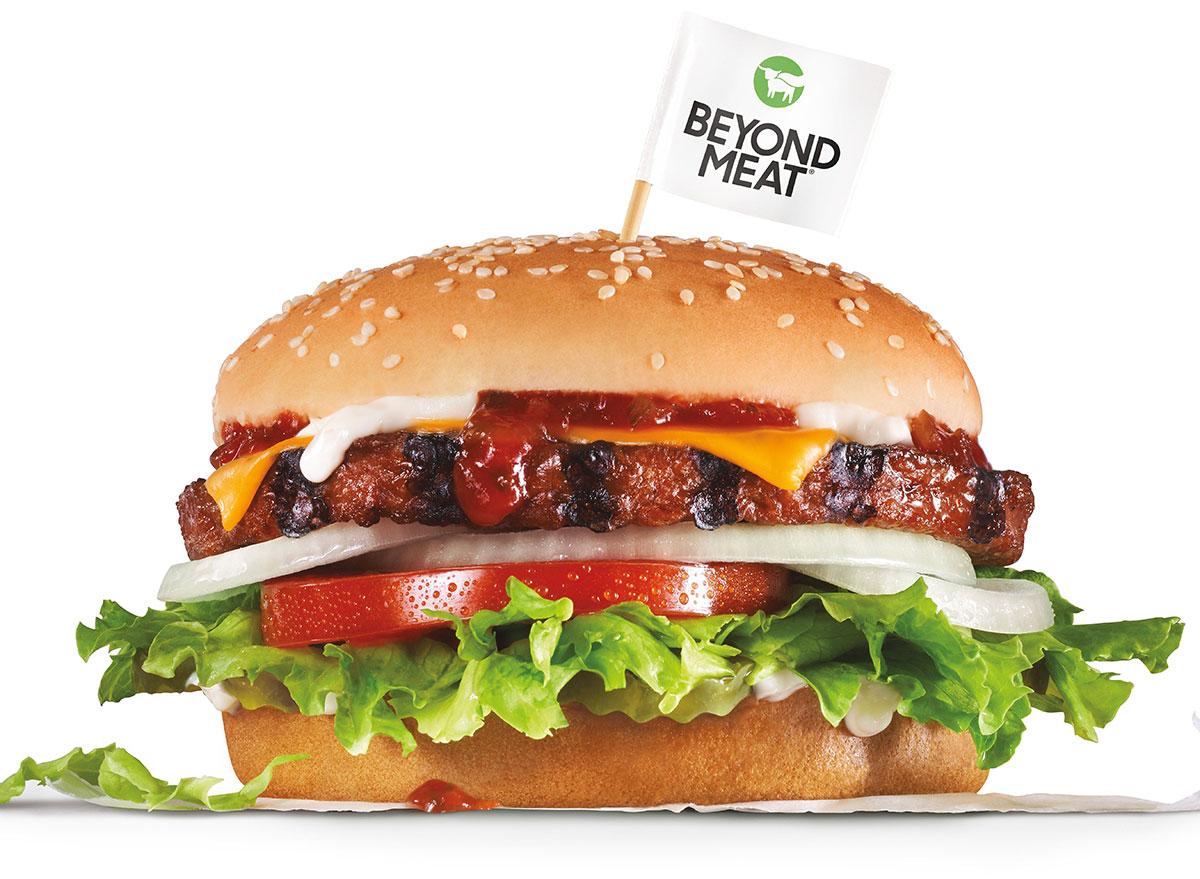 carls junior beyond burger