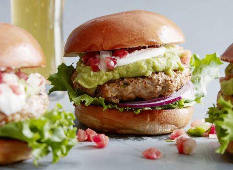 cheddar jalapeno burger