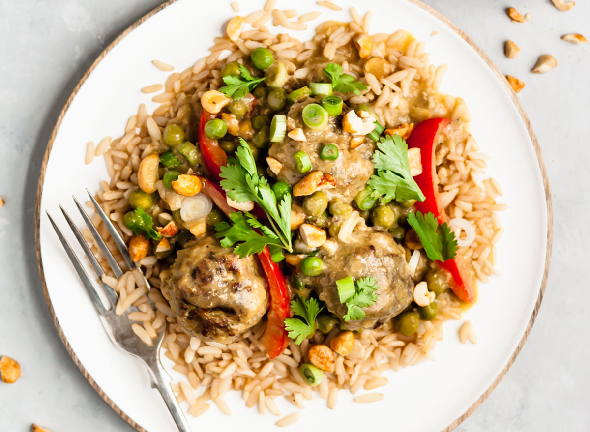 ground chicken recipes cilantro chicken meatballs