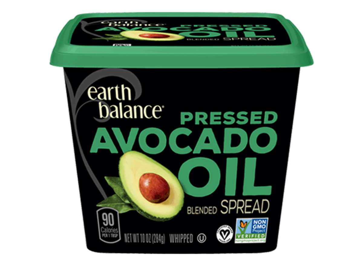earth balance pressed avocado oil spread