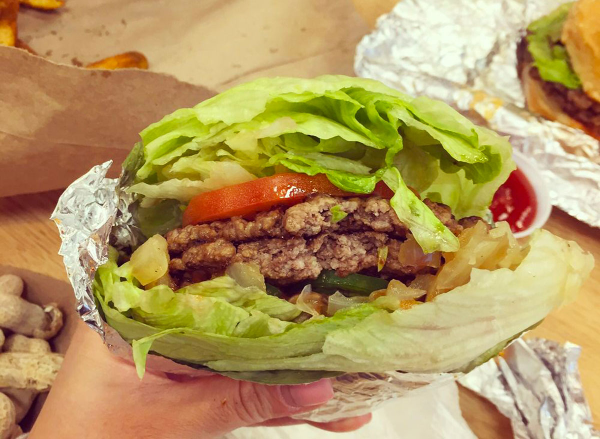 five guys hamburger