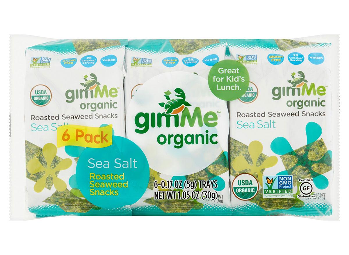 gimme organic seaweed