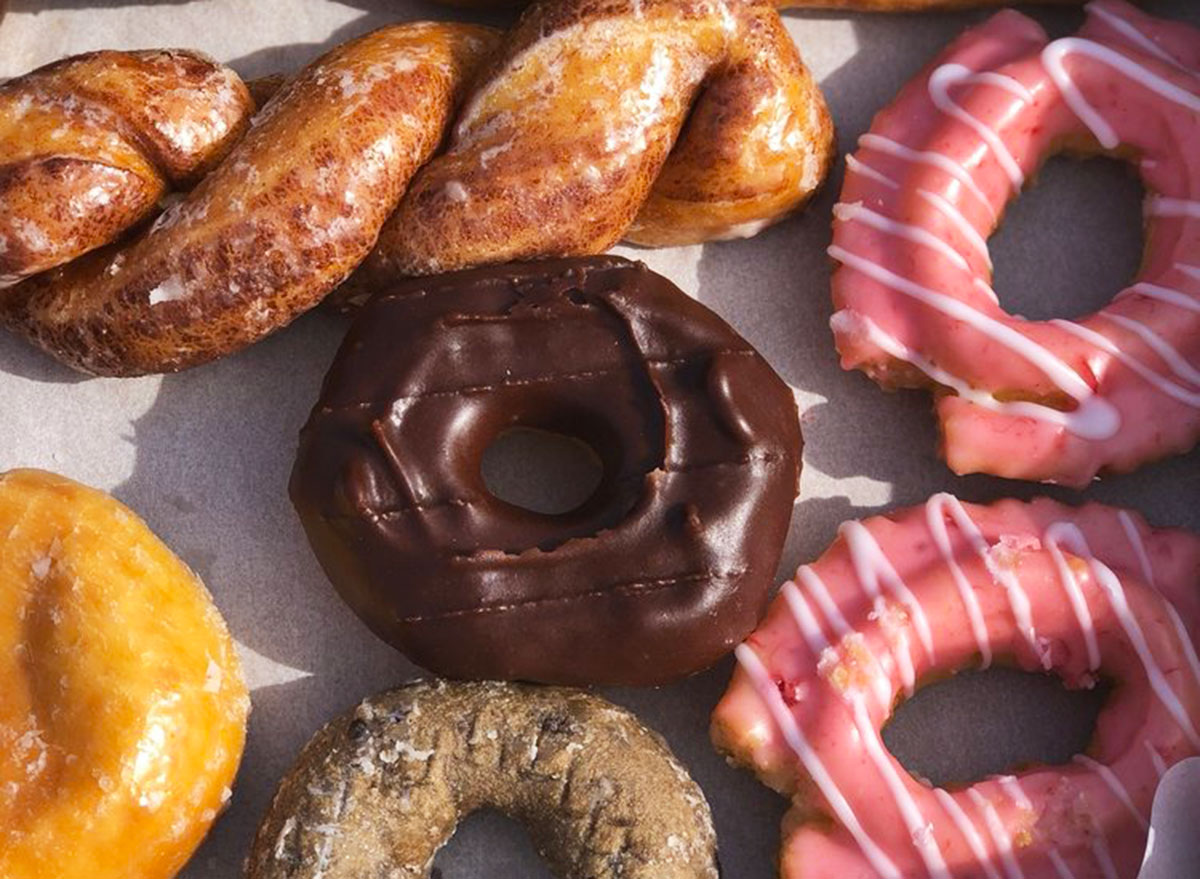 hanas donuts kansas
