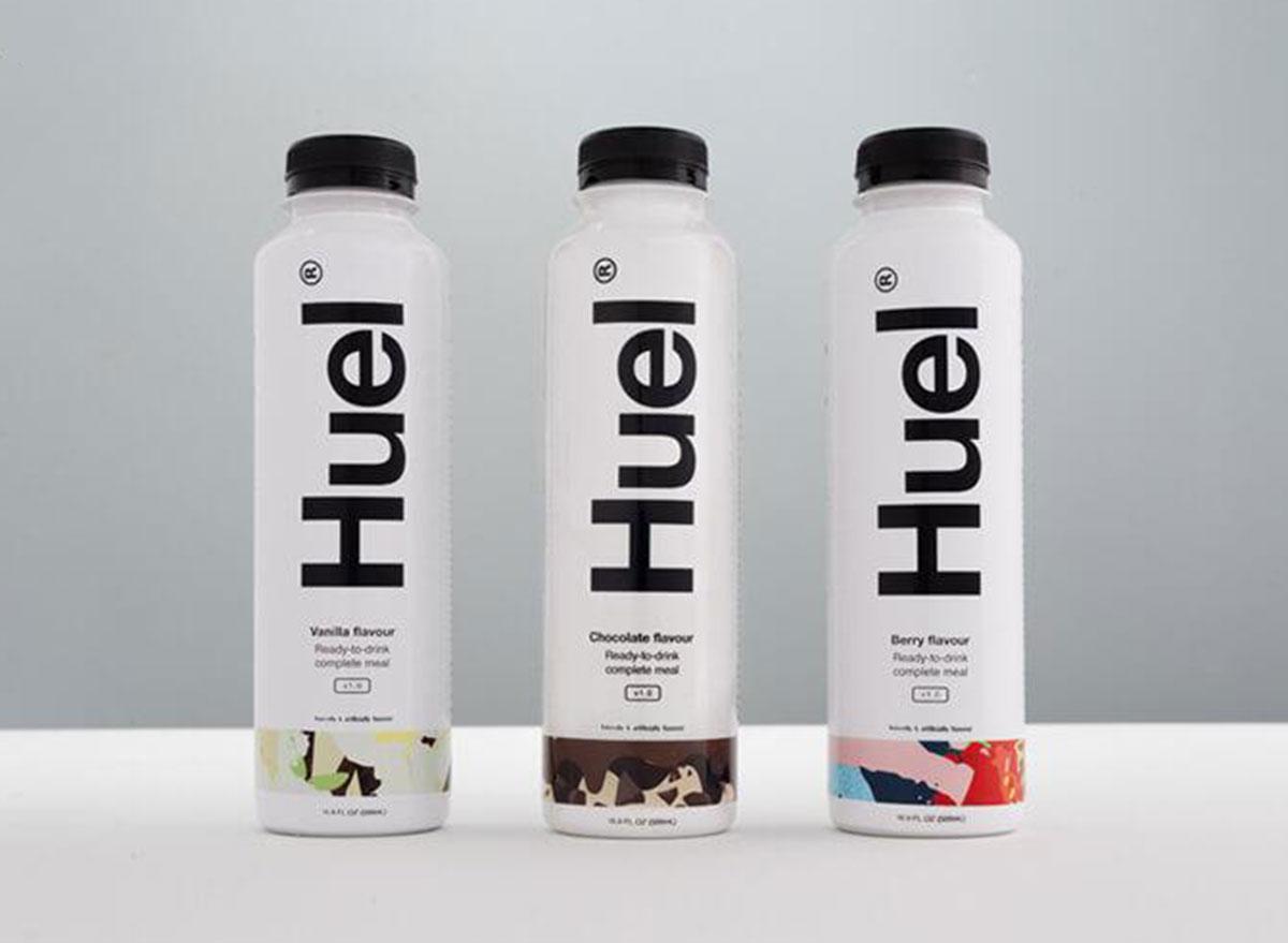huel drinks