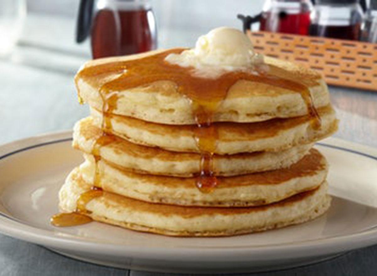 ihop pancakes stack