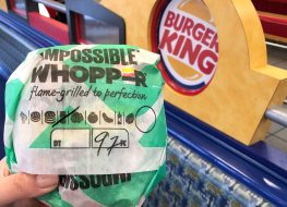 We Tried 5 Plant-Based Fast Food Sandwiches & This Was the Clear Winner