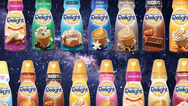 international delight creamers