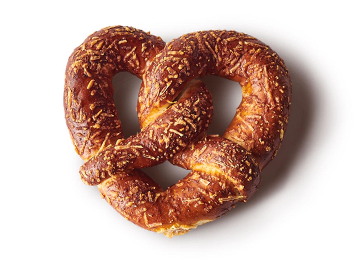 jamba juice sourdough parmesan pretzel