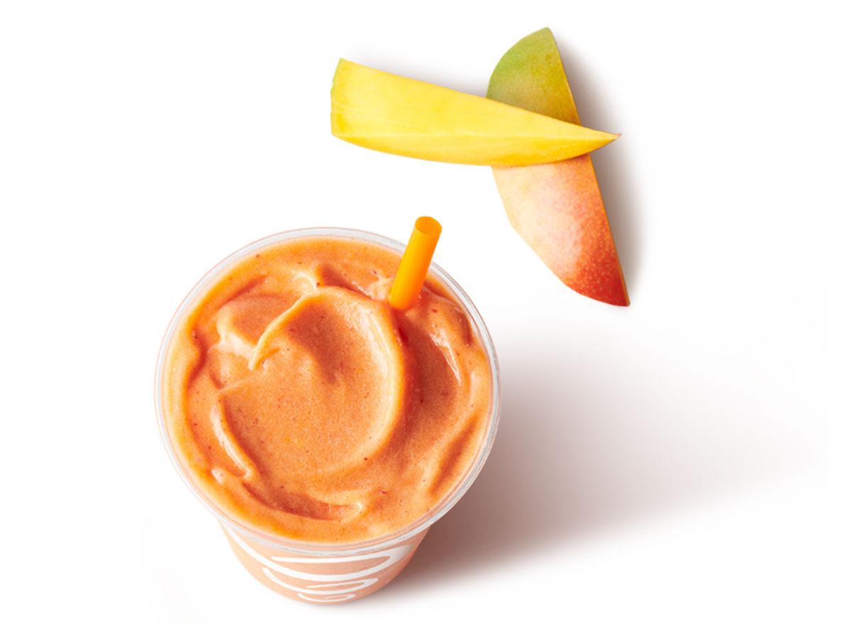 jamba juice mango smoothie