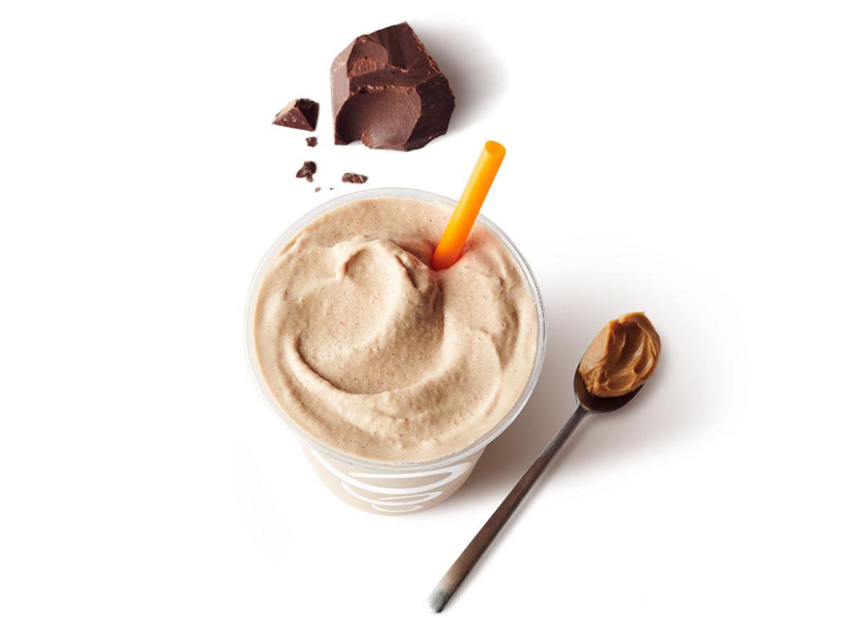 jamba juice pb chocolate smoothie