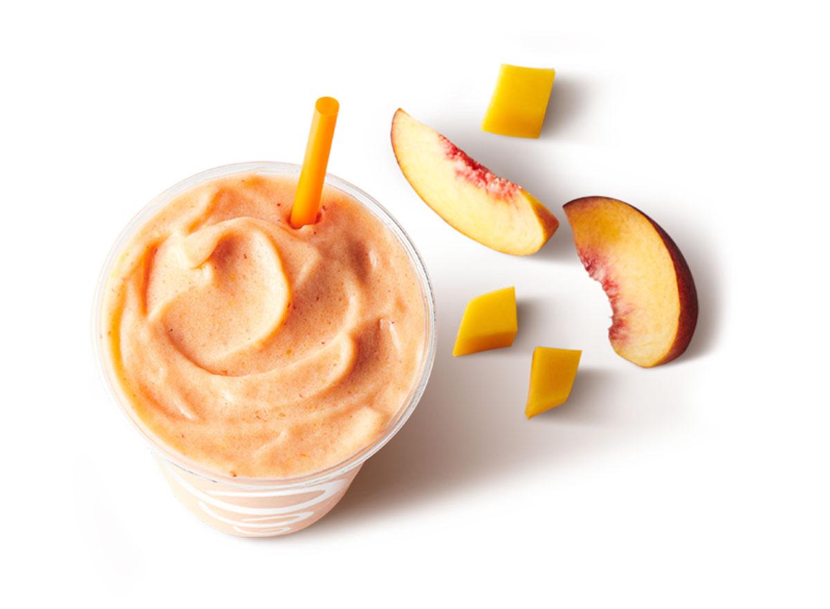 jamba juice peach smoothie