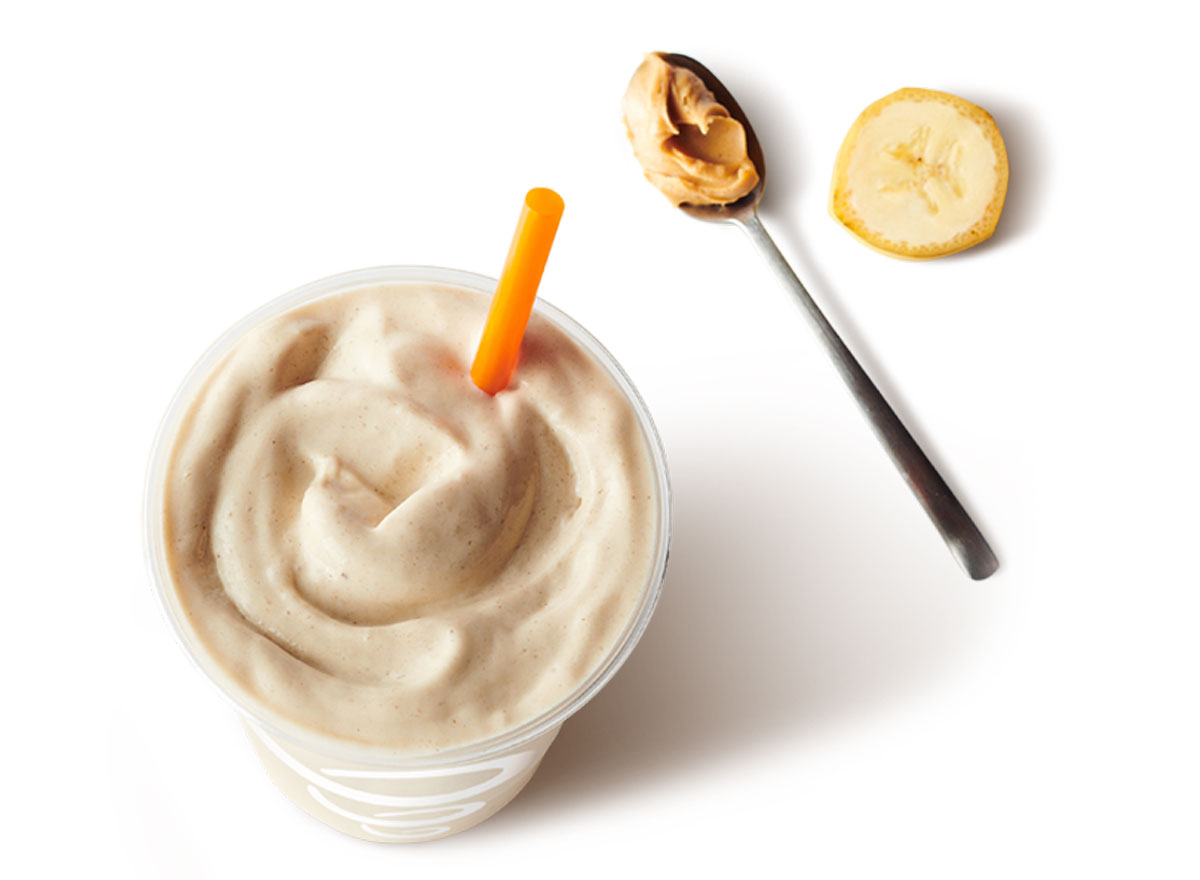 jamba juice peanut butter banana smoothie