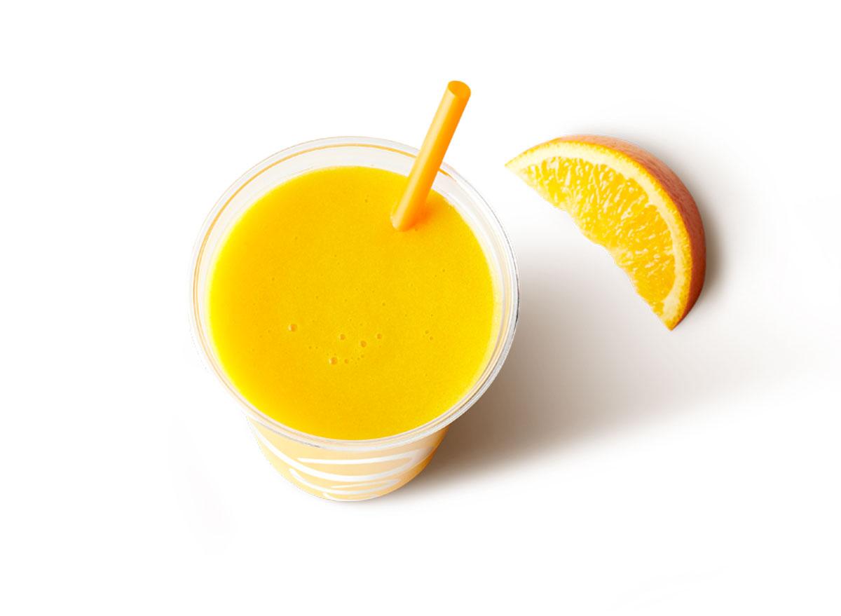 jamba juice Purely Orange