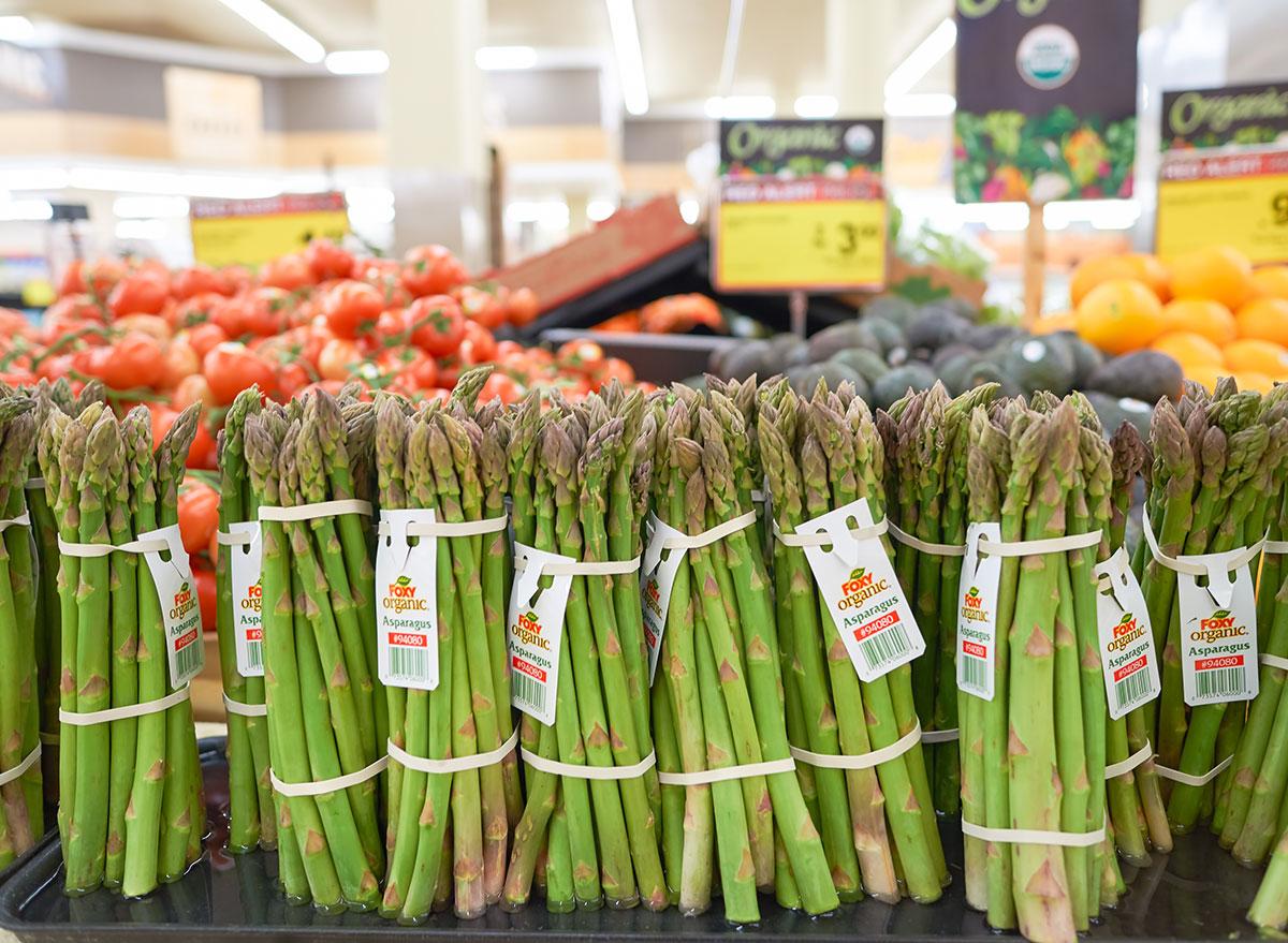 jewel osco asparagus