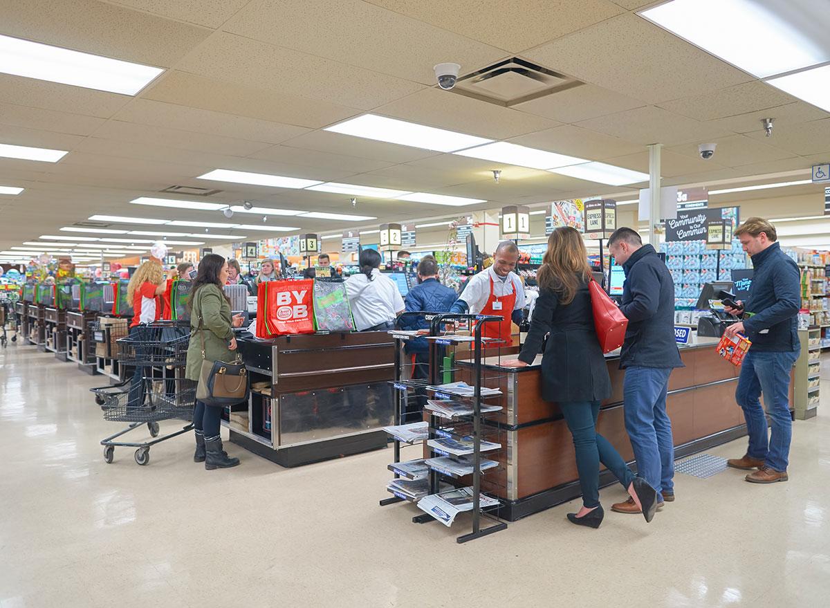 jewel osco checkout