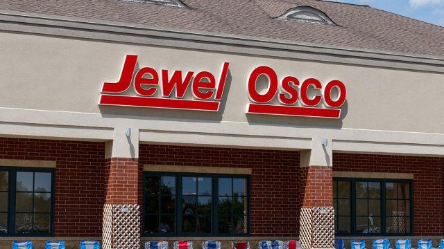 jewel osco outside