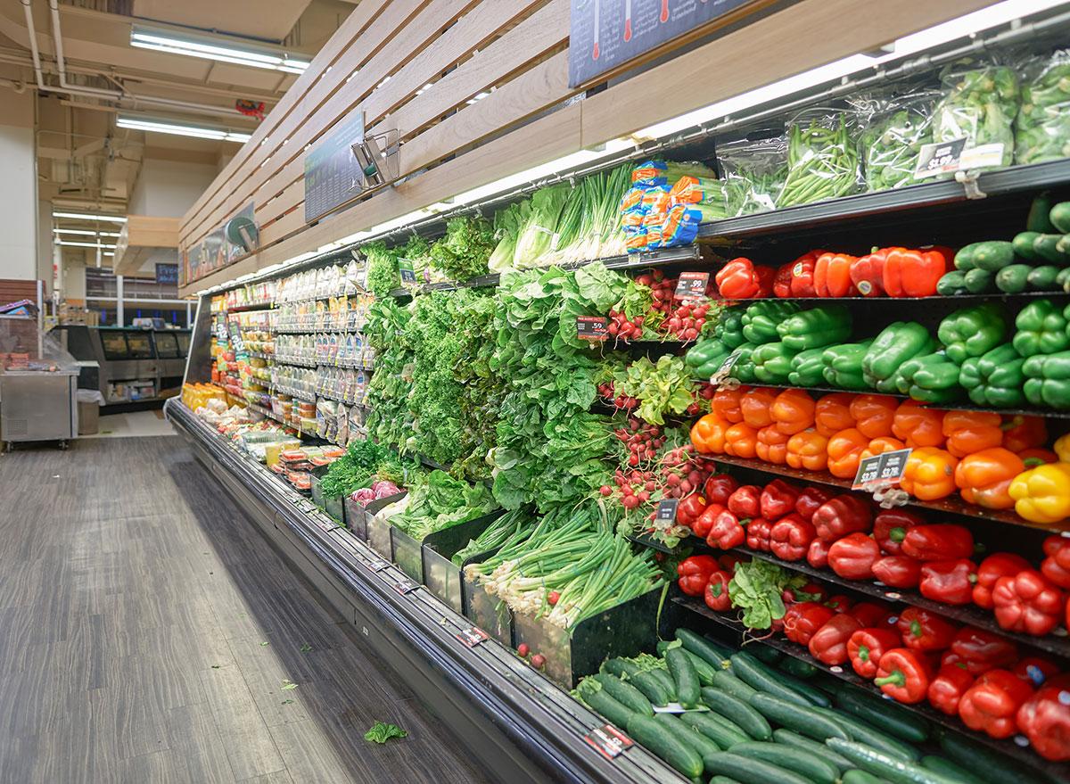 jewel osco vegetable isle