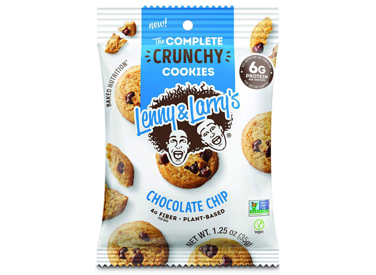 lenny and larry chocolate chip