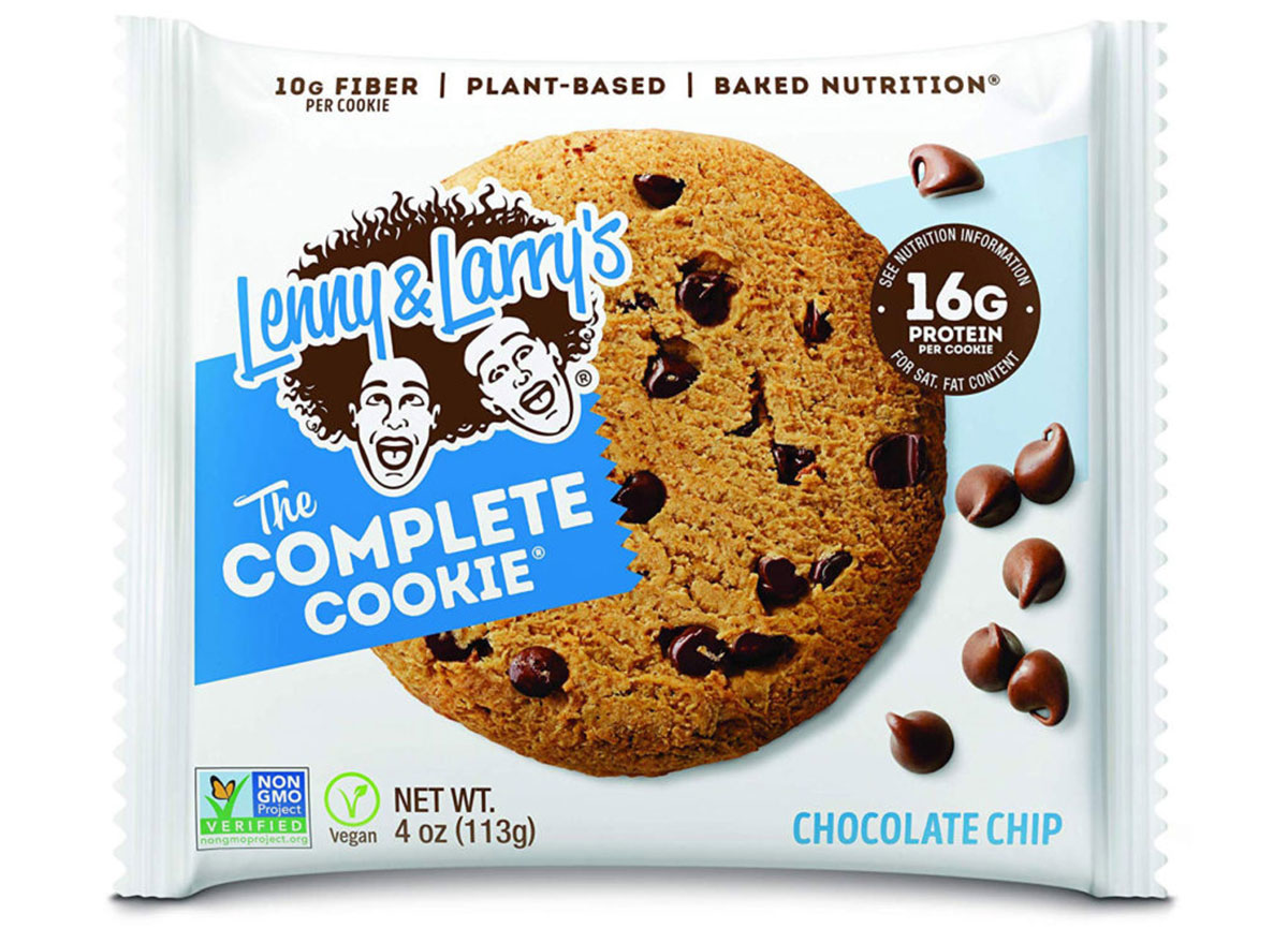lenny and larry complete cookie chocolate chip