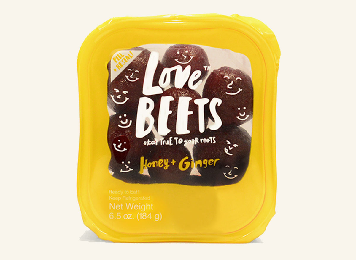 love beets honey and ginger