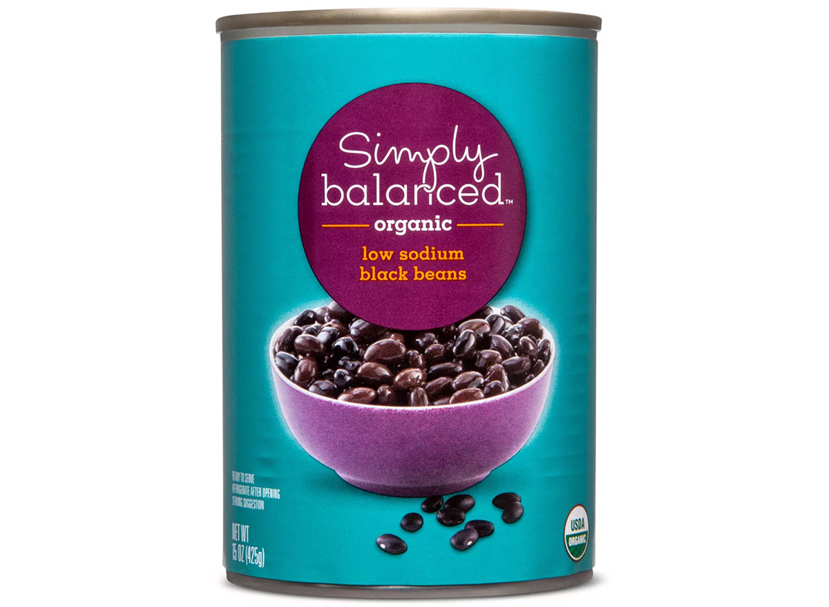 simply balanced low sodium black beans
