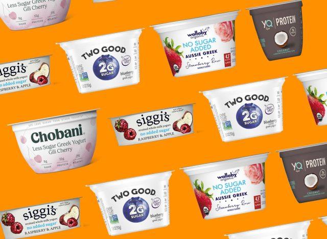 Low sugar yogurt brands