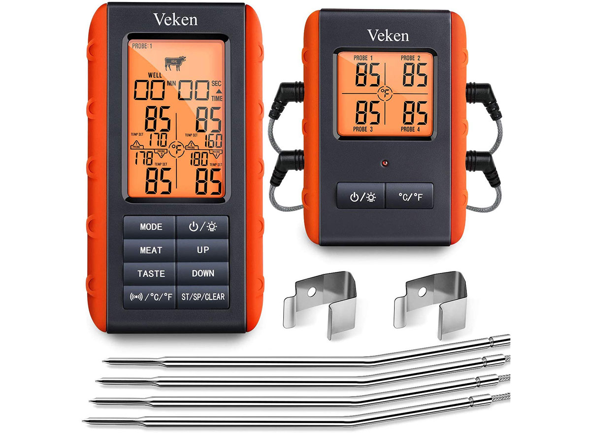meat thermometer with bluetooth