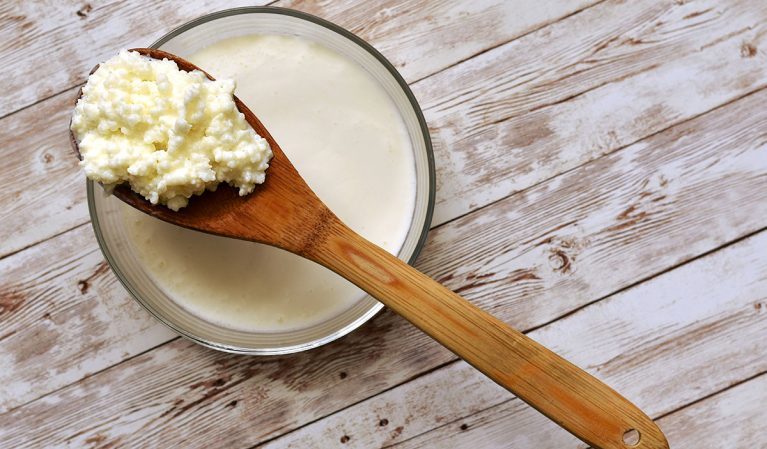 milk kefir