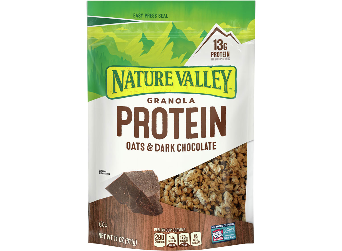 Nature's Valley Oats & Dark Chocolate