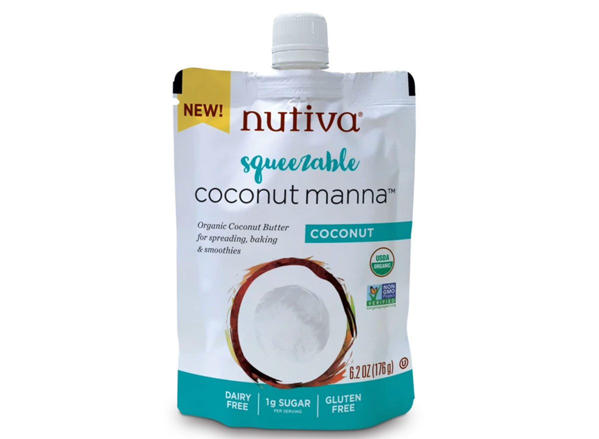 nutiva coconut manna healthy butter substitute