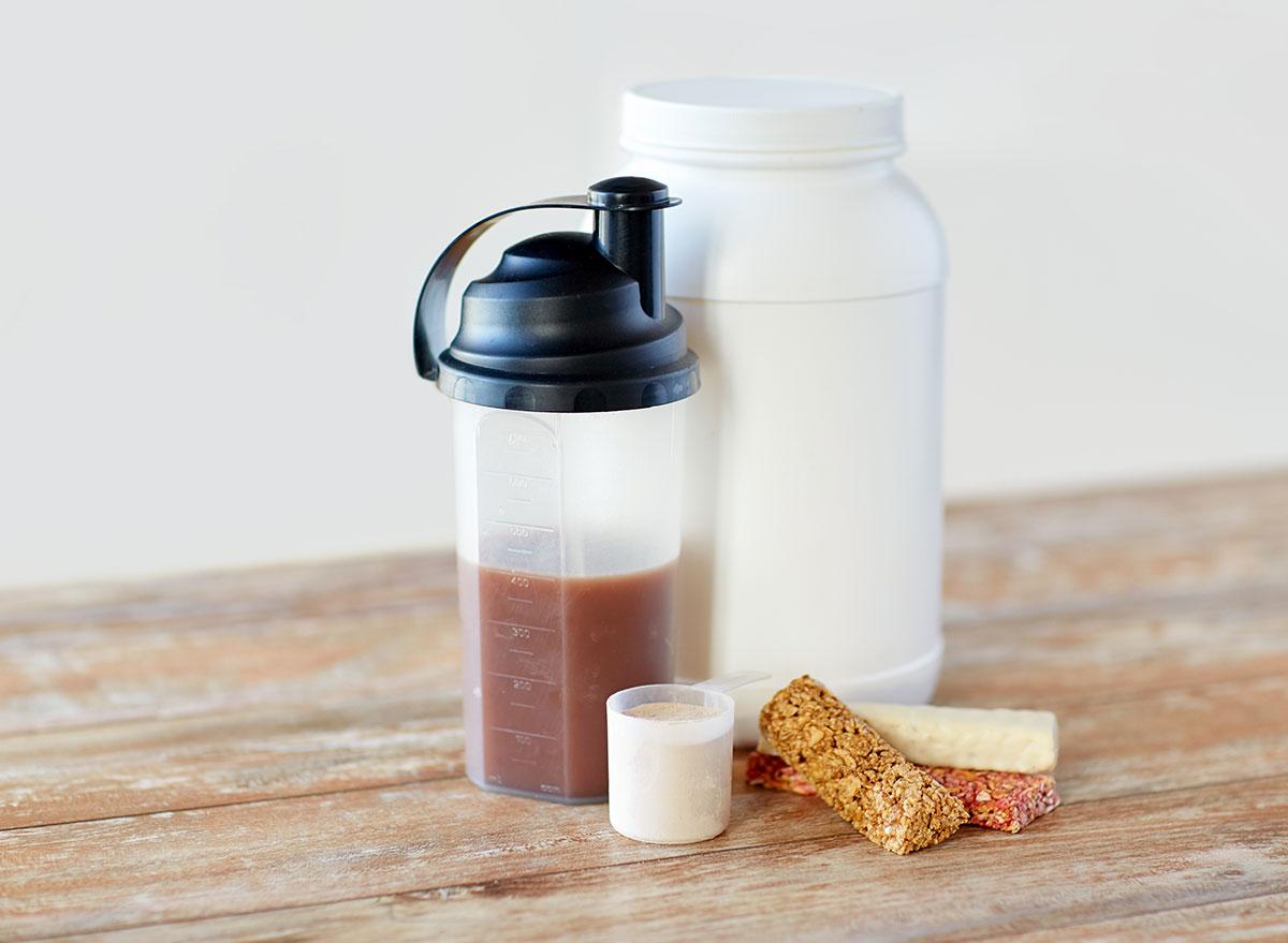 nutrition shake