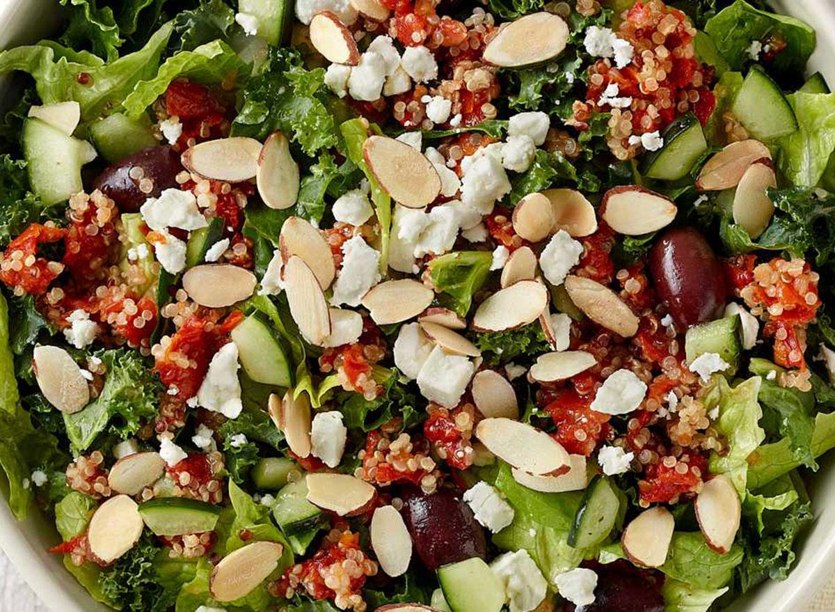 panera modern greek salad