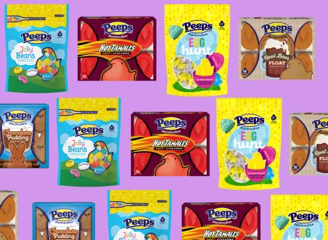 peeps new products