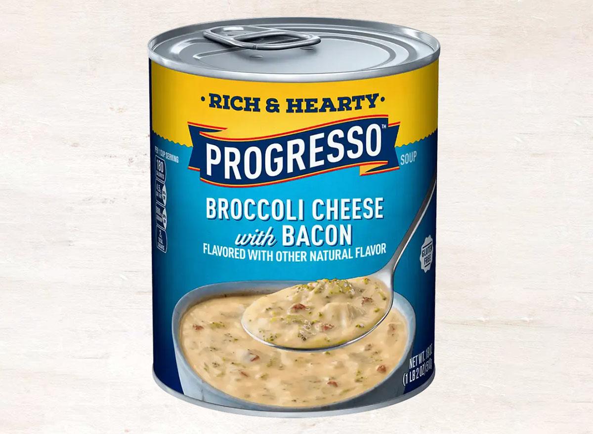 progresso broccoli cheese bacon