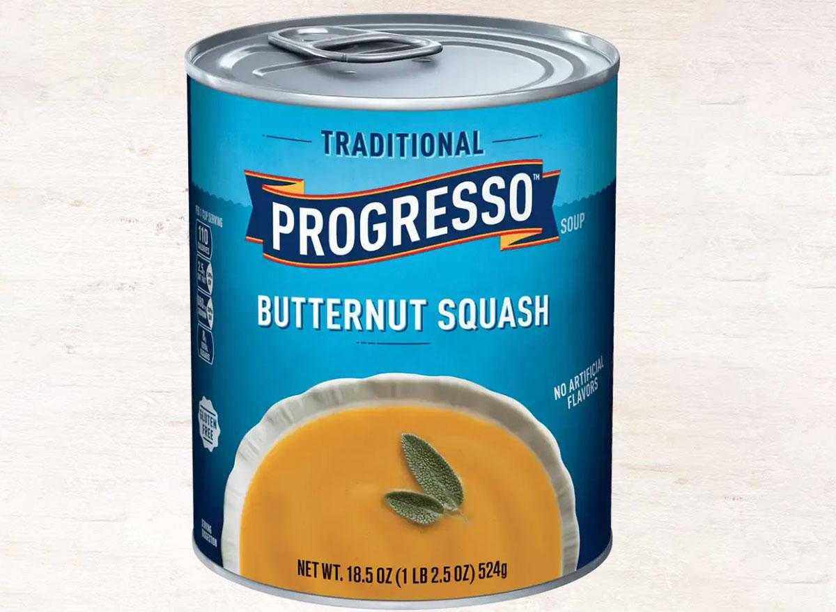 progresso butternut squash