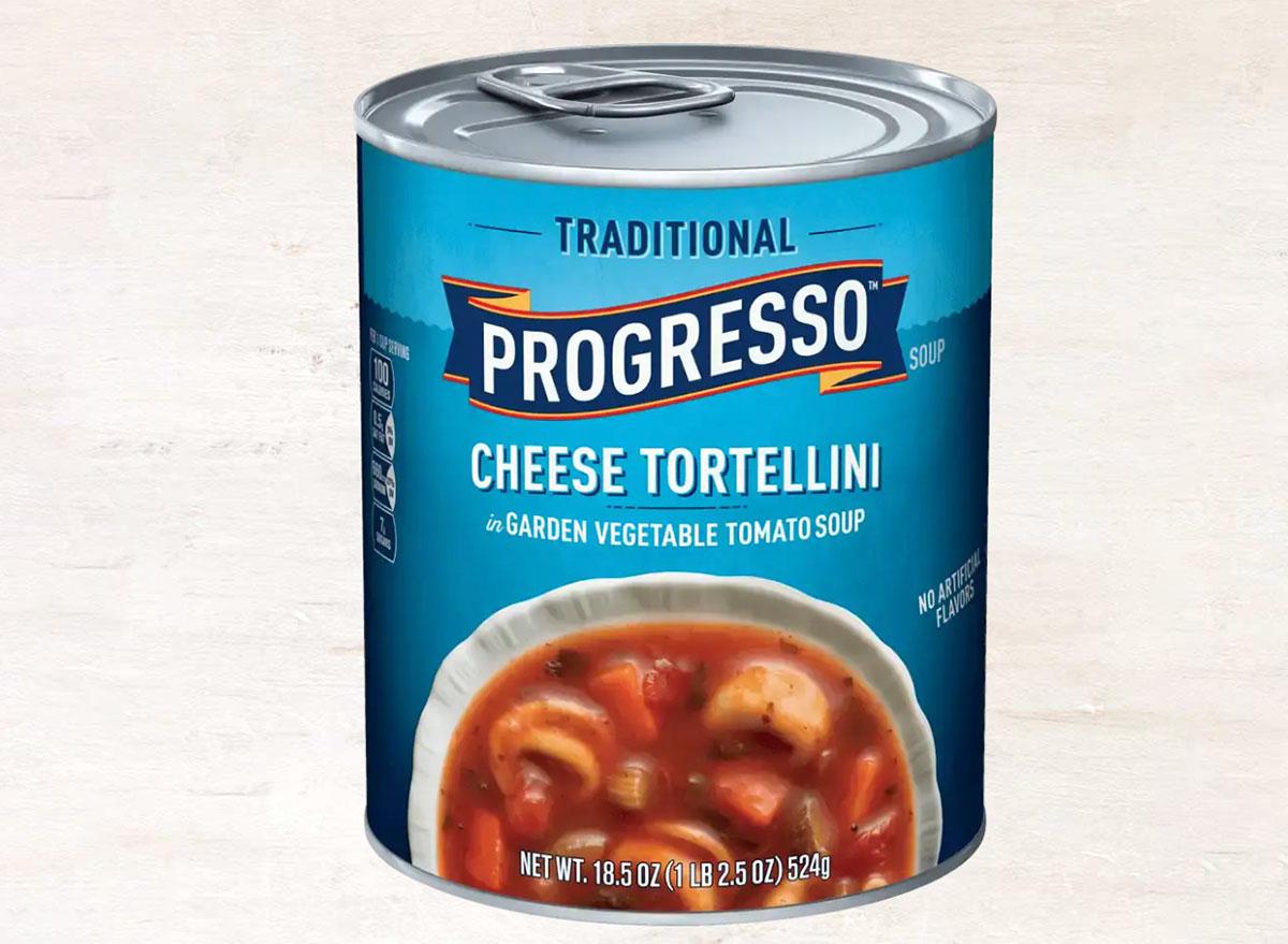 progresso cheese tortellini