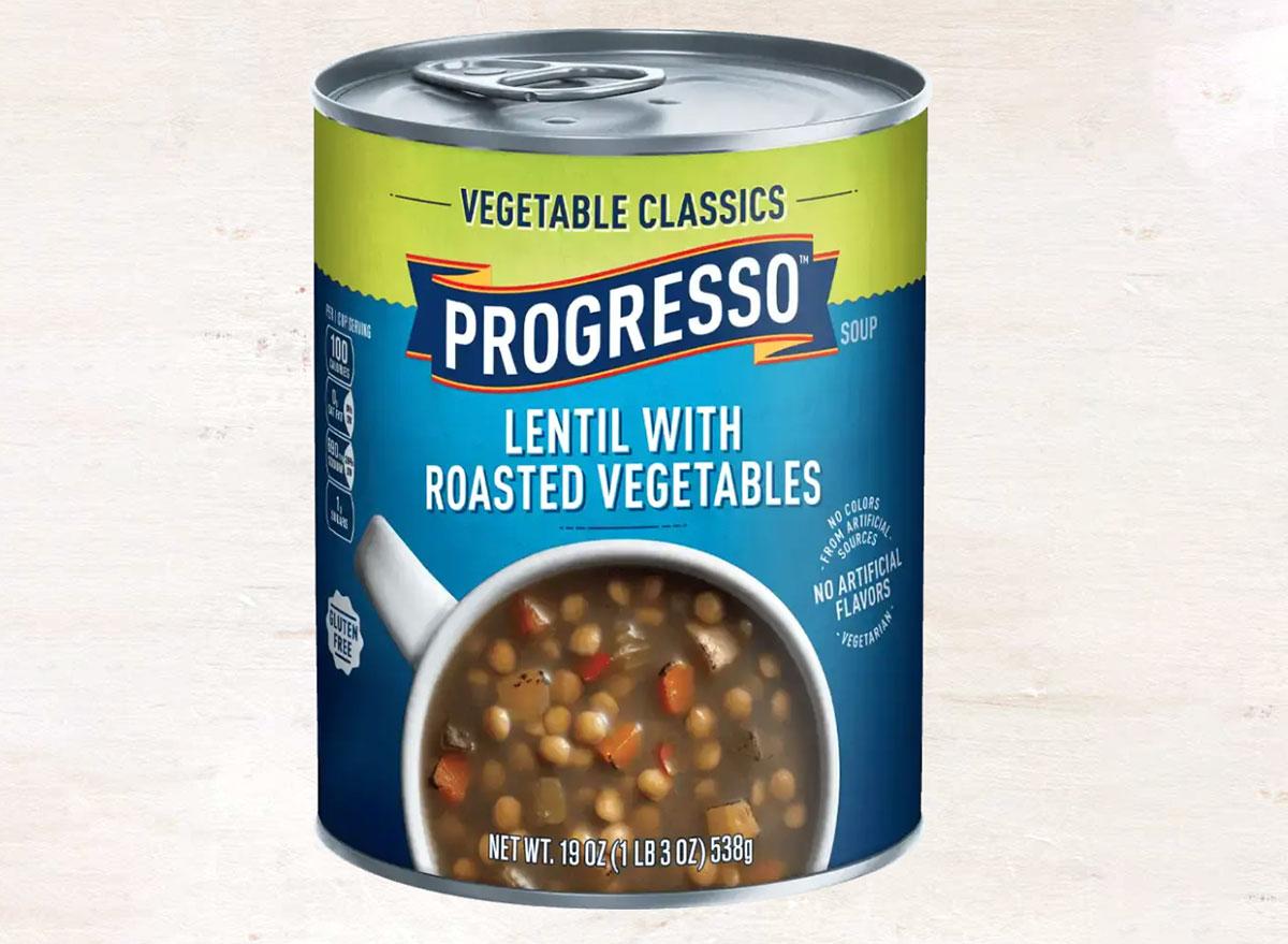 progresso lentil with roasted vegetables