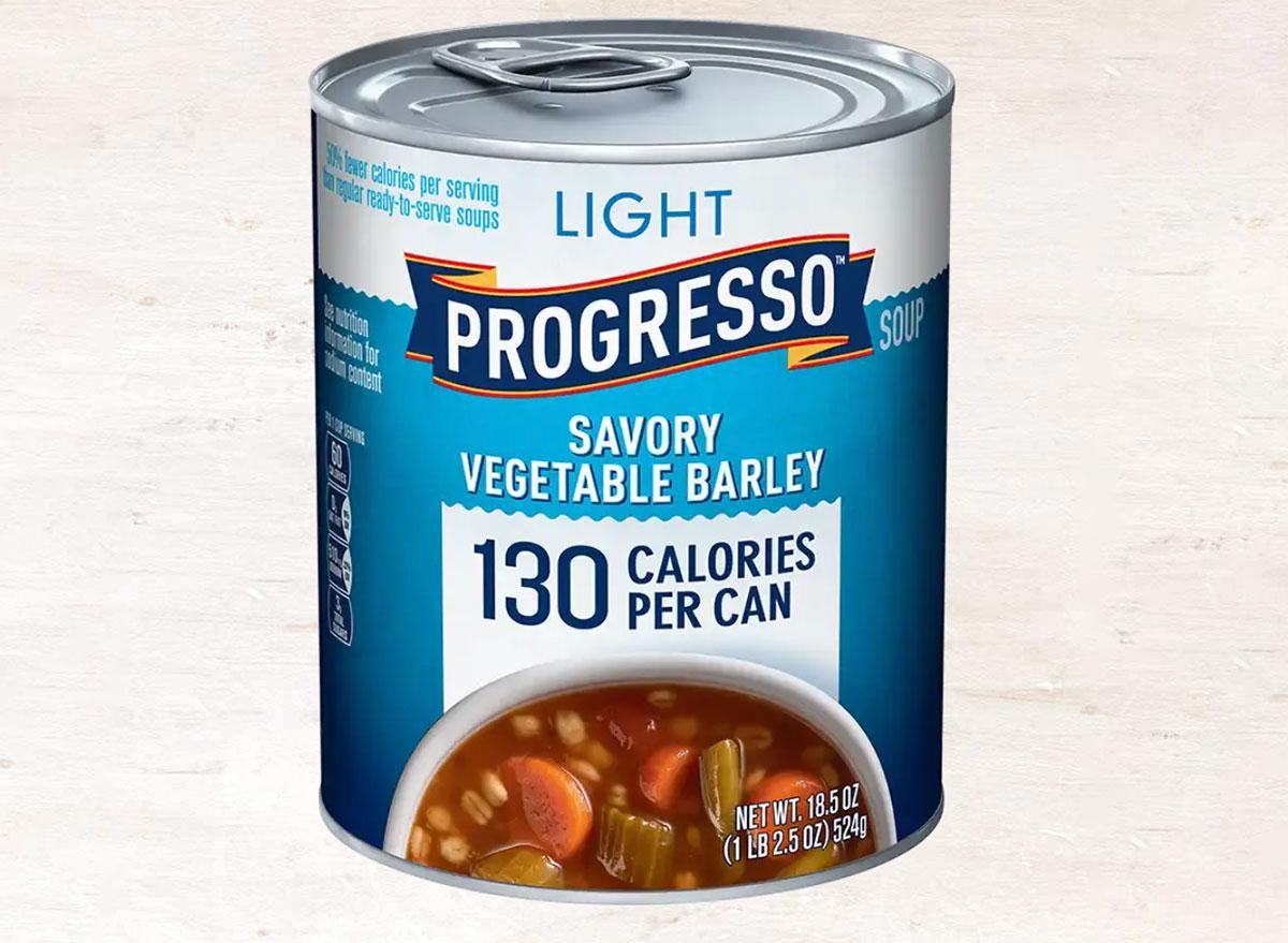 progresso light vegetable barley